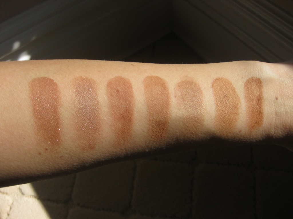 Laura Mercier Ritual Baked Blush Bronze Review And Swatch