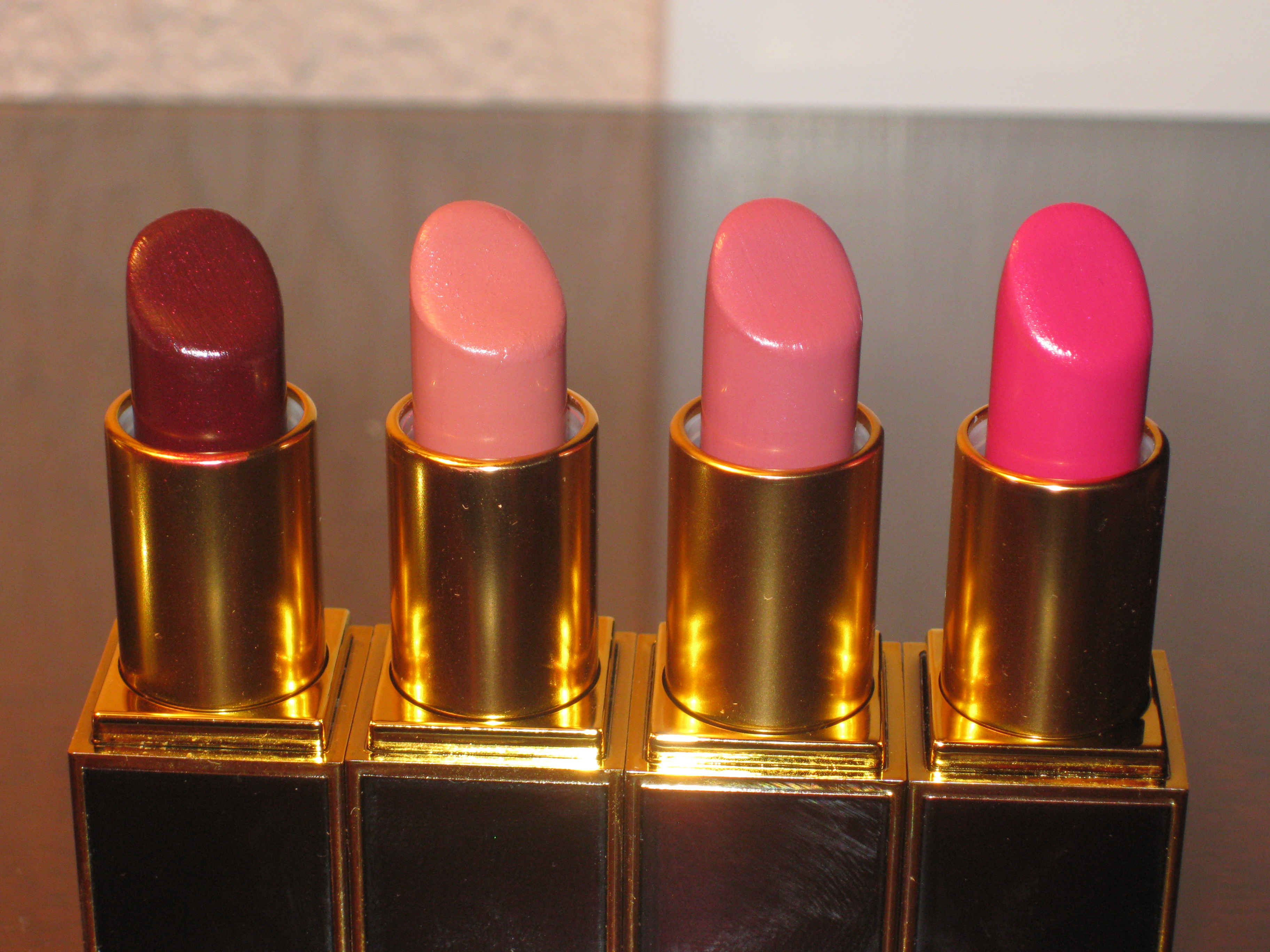tom ford lipsticks the bad the good and the ugly if makeup could. Cars Review. Best American Auto & Cars Review