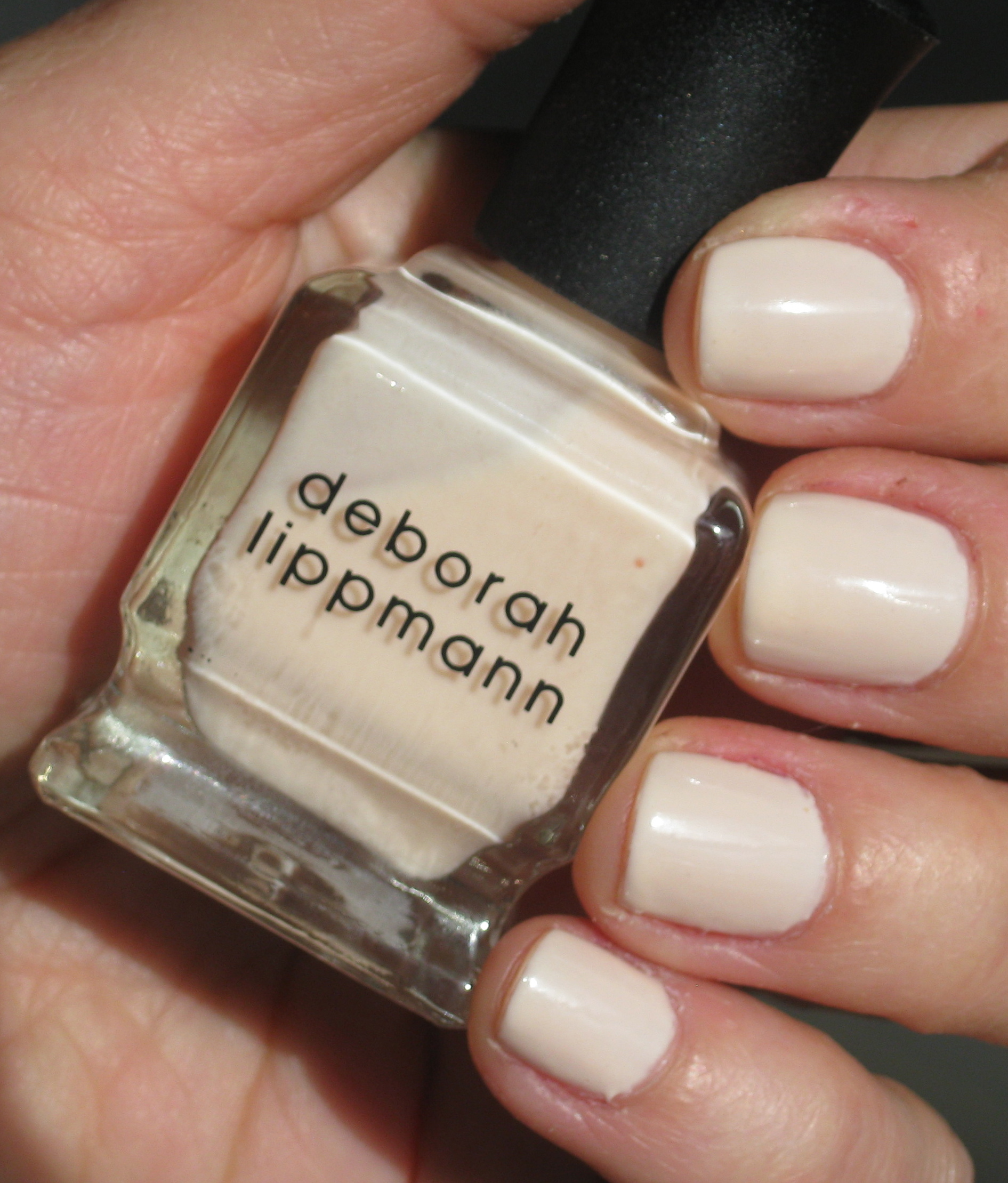 NOTW: Deborah Lippmann Sarah Smile - If Makeup Could Talk