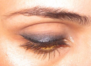 Laura Mercier Graphic Liquid Liner in Black Lacquer.