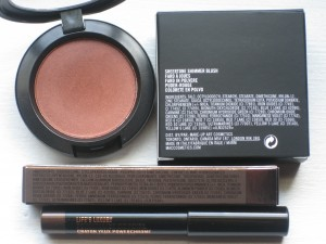 MAC Life's Luxury and Sweet As Cocoa ingredient list.