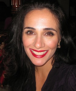 Daliia My Best Friend's Red herbal Lip Stain.