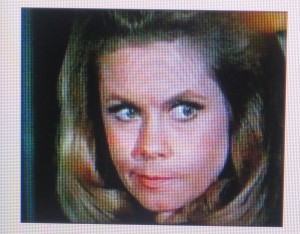Samantha from Bewitched.