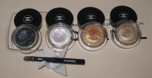 Chanel Illusion D'Ombre: Mirifique, Fantasme, Vision, and Apparence.