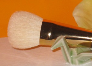 Tom Ford Cream Foundation Brush.
