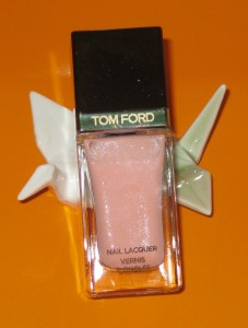 Tom Ford Show Me The Pink Nail Lacquer.