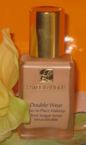 Estee Lauder Double Wear Foundation.