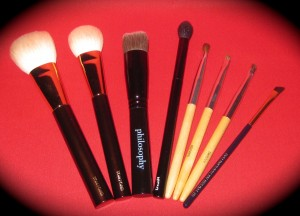 Brushes of the Week Ninth Edition.
