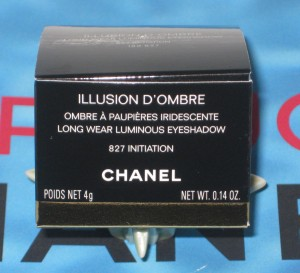 Chanel Initiation Illusion D'Ombre.