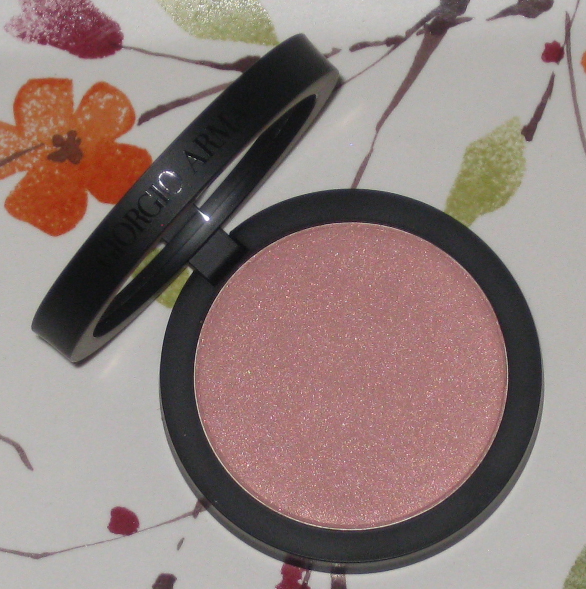 Giorgio Armani Sheer Blush 10 Beige review and swatches. - If Makeup ... 29ea3a506a20