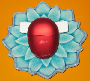Slice Cosmetic Sharpener.