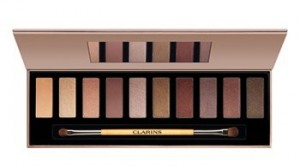 "Clarins ""The Essentials"" Eyeshadow Palette."