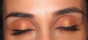 Eye Makeup of the Week.