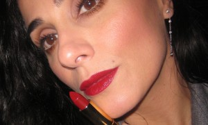 Kevyn Aucoin Blood Roses Lipstick.