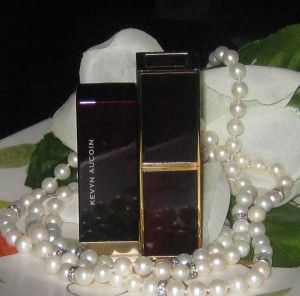 Packaging Comparison: Kevyn Aucoin vs. Tom Ford.