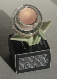MAC Chilled Fluidline ingredient list.