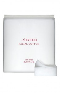 Shiseido Facial Cotton Pads (photo courtesy of Nordston.com)