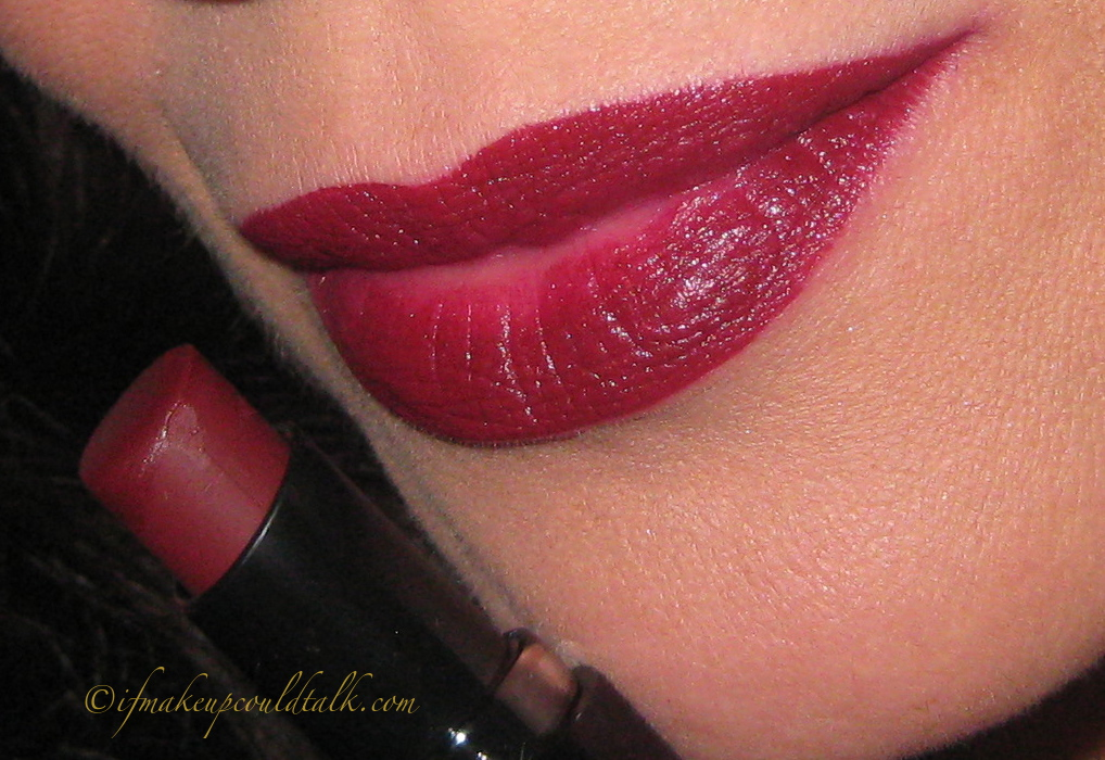 Wet n Wild Megalast Lip Color (918D) Cherry Bomb.