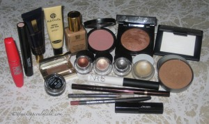Makeup of the Week:  Thirteenth Edition