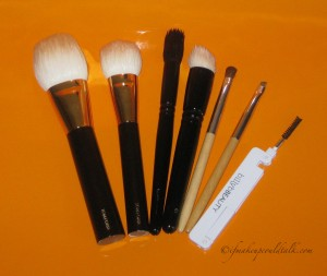 Makeup Brushes of the Week.