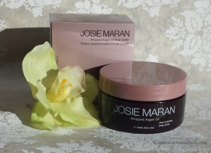 Josie Maran Whipped Argan Oil Body Butter.