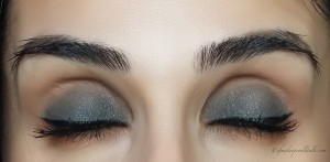 Givenchy #7 Gris Organza Ombre Couture Cream Eyeshadow.