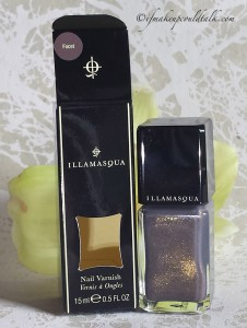 Illamasqua Facet Nail Varnish.