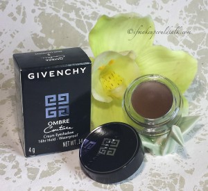 Givenchy 9 Brun Cashmere Ombre Couture Cream Eyeshadow.