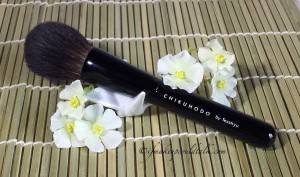 Chikuhodo Z-8 Cheek Brush.