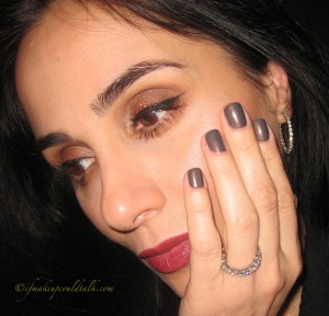 Nail Swatch: Illamasqua Facet Nail Varnish.