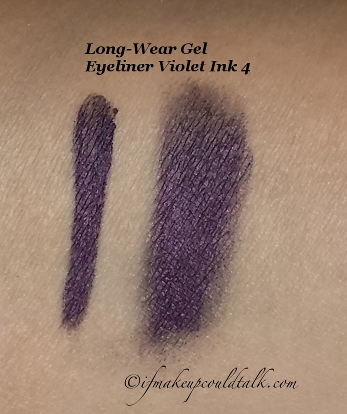 Bobbi Brown Long-Wear Gel Eyeliner Violet Ink 4.