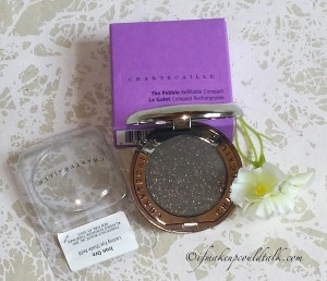 Chantecaille Lasting Eye Shade Iron Ore.