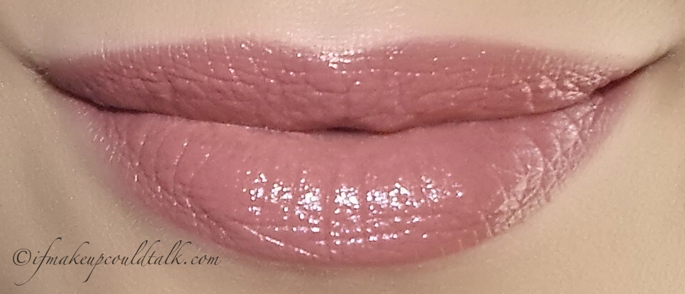 Makeup of the Week: Budge Proof Makeup Lip Combo: It Cosmetics Your Lips But Better Blushing Nude, Shiseido Lacquer Rouge RD203, topped with Dior Addict Fluid Stick 219 Whisper Beige.