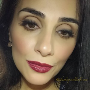 Estee Lauder 450 Insolent Plum Pure Color Envy Lipstick over It Cosmetics Perfect Red Your Lips But Better Waterproof Lip Liner Stain.