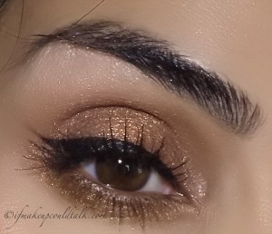 Milani Bella Eyes Gel Powder Eyeshadows.