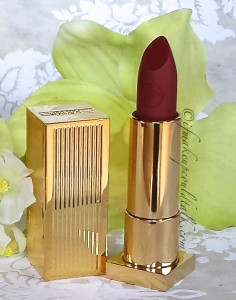 Lipstick Queen Velvet Rope Lipsticks in Black Tie.