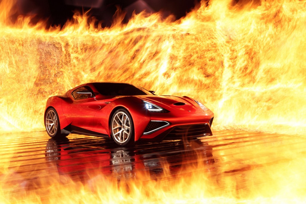 Icona Vulcano Supercar. (photo courtesy of motor authority.com)