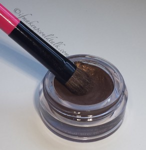 Givenchy #9 Brun Cachemire Ombre Couture Cream Eyeshadow with Meme Eyeshadow Brush.