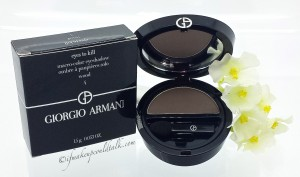 Giorgio Armani #4 Wood Eyes to Kill Solo Eyeshadow.