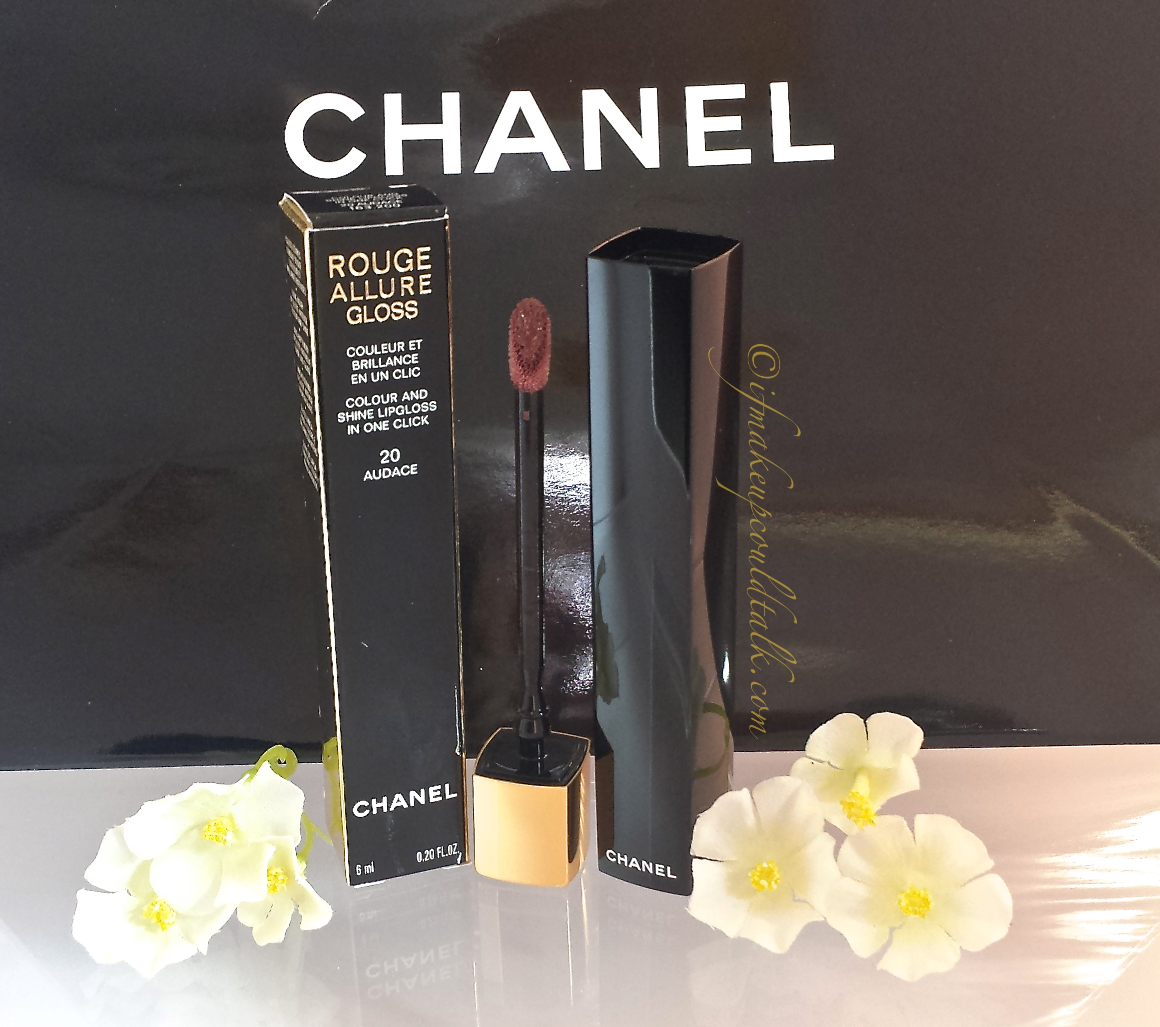 Chanel Rouge Allure Gloss Seduction Chanel Rouge Allure Gloss 20