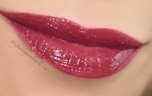 Lip Combo: Lipstick Queen Velvet Rope in Black Tie topped with Dior Addict Fluid Stick in 995 Intrigue.