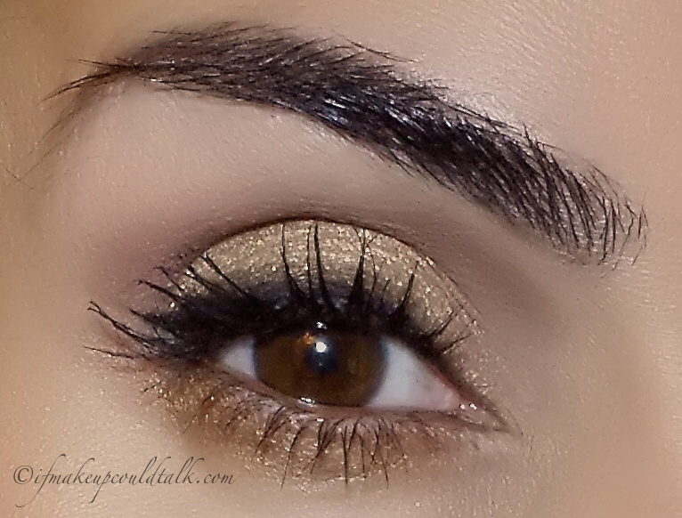 Giorgio Armani Eye and Brow Maestro 9 Gold.