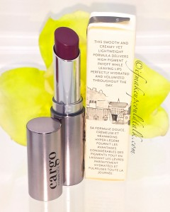 Cargo Napa Essential Lip Color.