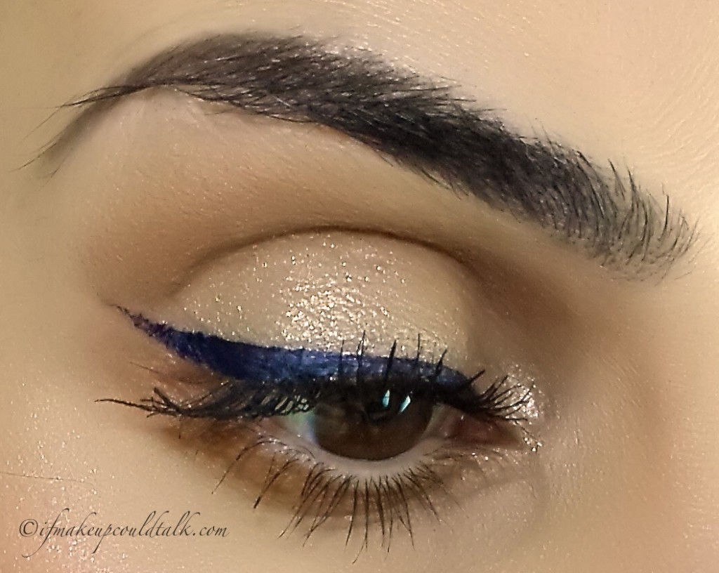 Non-Makeup Beauty Essentials: Winged liner using Precision Tipped Cotton Non-Makeup Beauty Essentials
