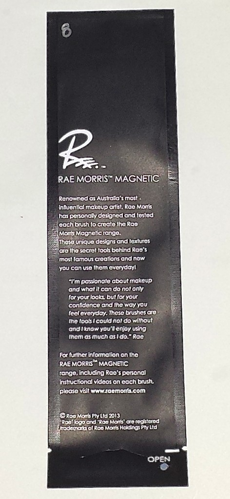 Rae Morris Brush.