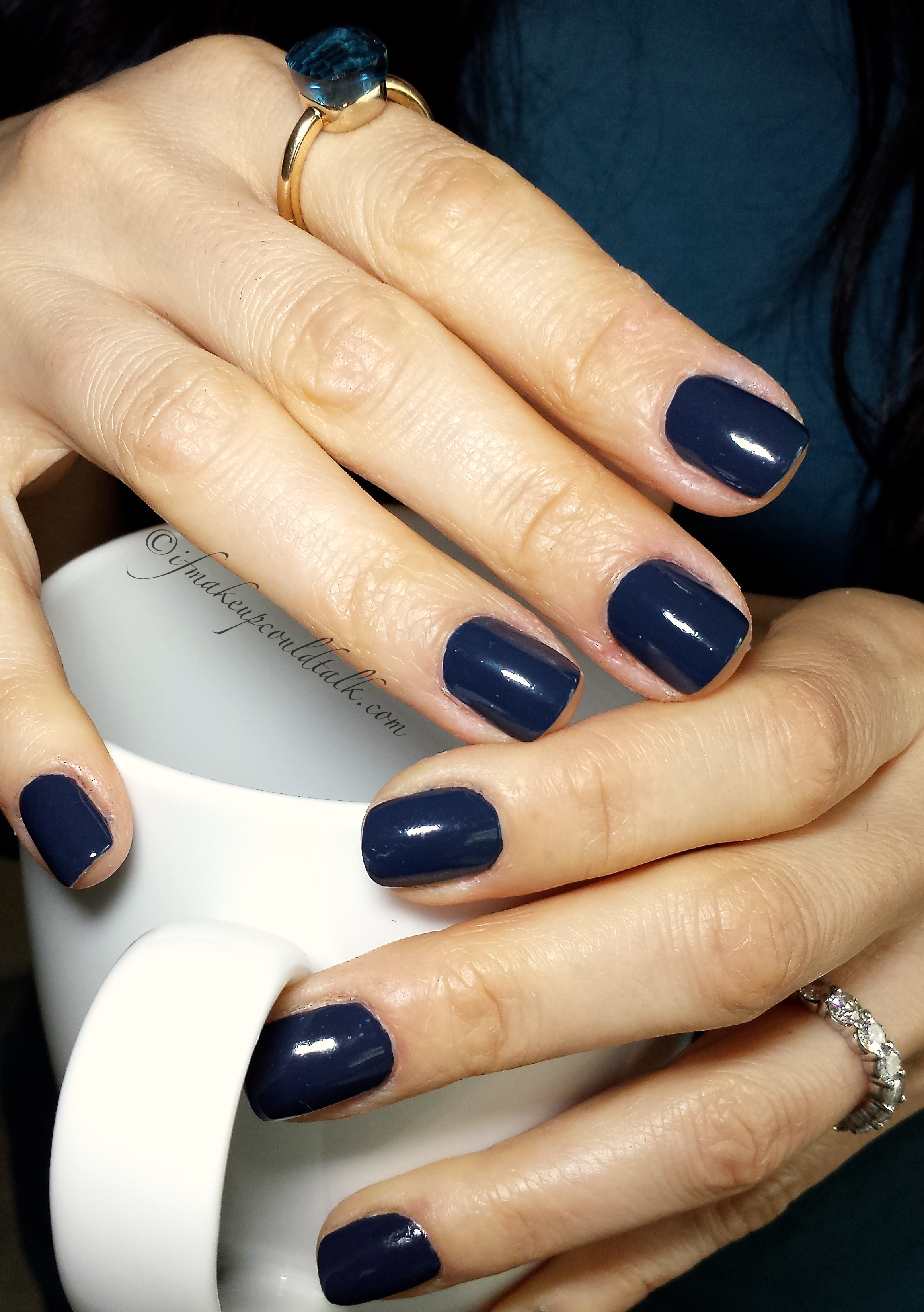 Morgan Taylor Nail Lacquer Denim Du Jour And Sweet