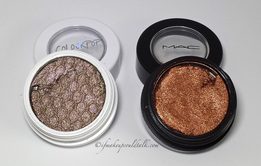 ColourPop  vs. MAC