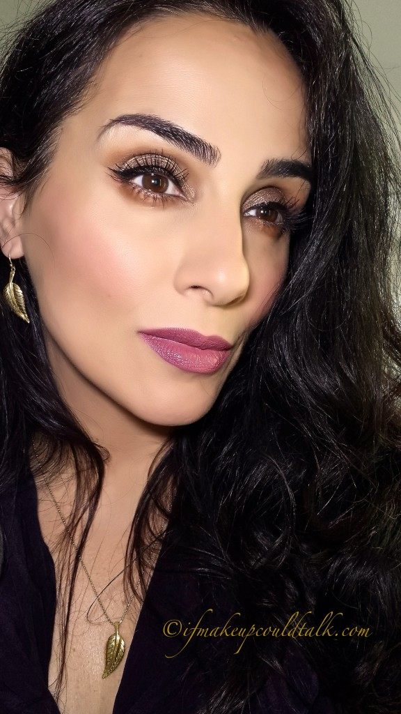 Wearing Sephora Collection 06 Blooming Roses