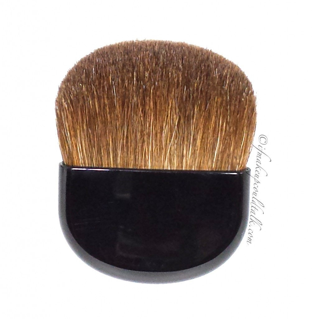 Shiseido OR1 Peach brush.