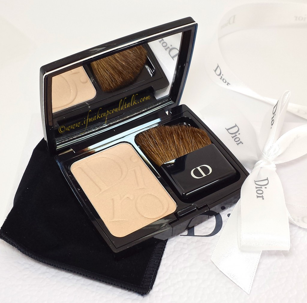 Dior Cosmopolite Illuminating Powder.